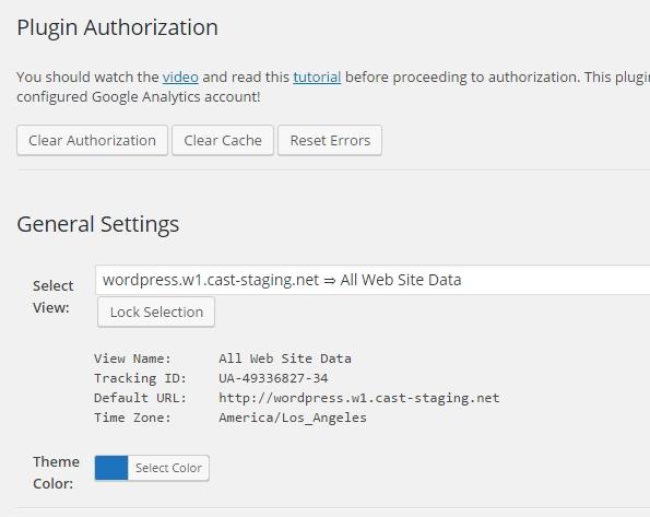 WP-Google-Analytics-Access-Code-4